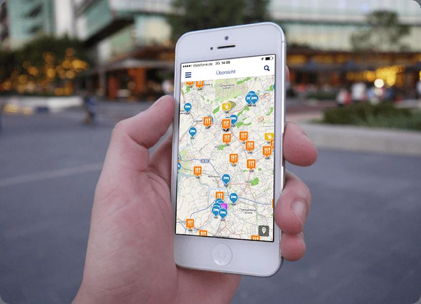 Mobile App Entwicklung: Dehoga Touri-App für Ostfriesland