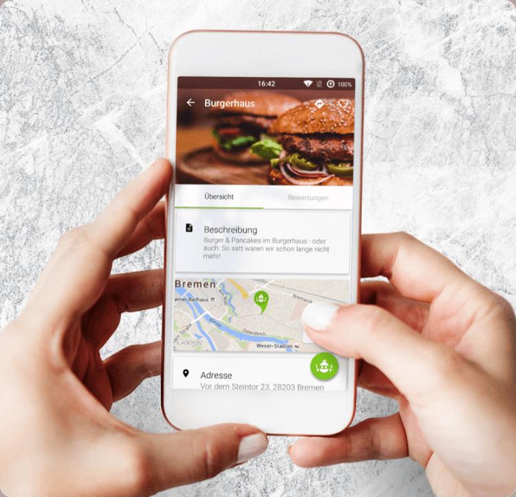 28apps Software GmbH | foodninja gastronomie tool bestellservice softwareentwicklung app-entwicklung bremen