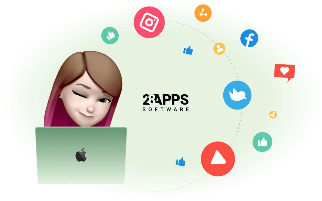28apps Software GmbH | Social media