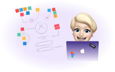 UX/UI Designer als Werkstudierender (m/w/d)